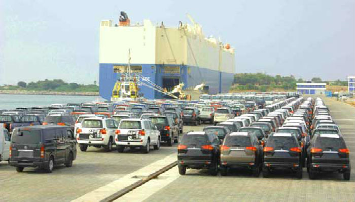 Shipping Cars to Nigeria from USA