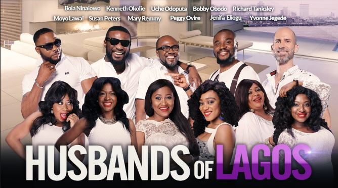 Download Husbands of Lagos Full Movie on iRokotv Channel