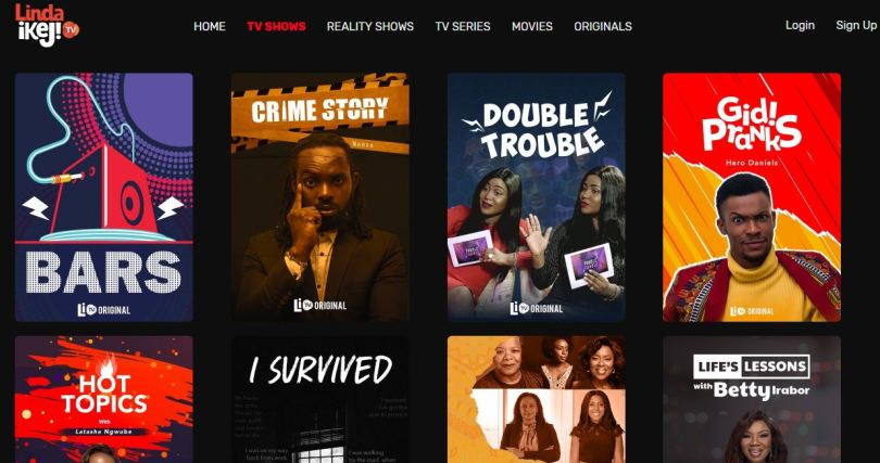 Linda Ikeji TV App Download for Android
