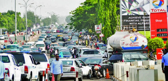 traffic situations in lagos nigeria