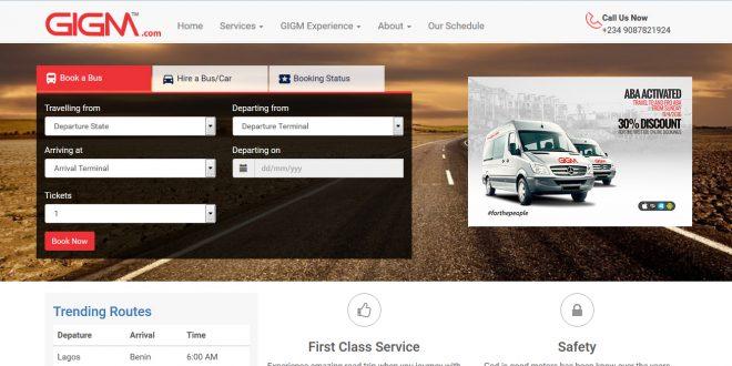 God is Good Motors Price List, Park & Ticket Booking on Mobile App