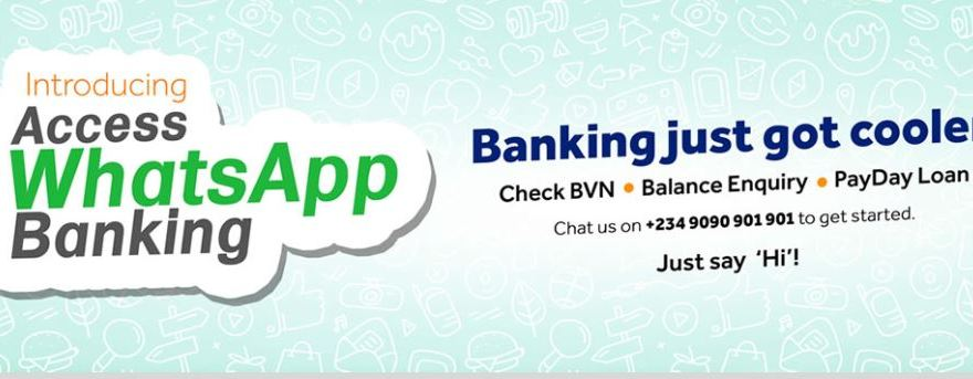 Access Bank Whatsapp Banking
