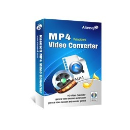 Aiseesoft MP4 Video Converter Crack logo