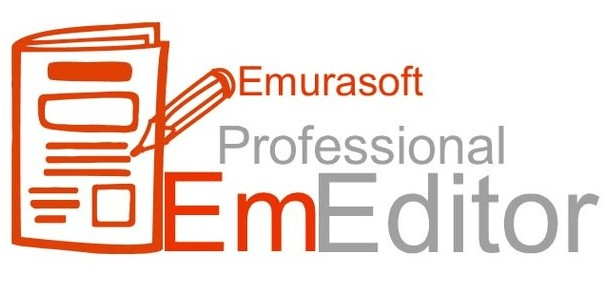 Emurasoft EmEditor Professional Serial Key Download
