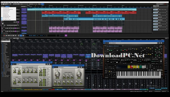 Acoustica Mixcraft Pro Studio Full Version Cracked Download