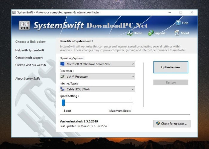 PGWare SystemSwift Full Version Cracked