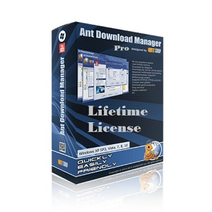 Ant Download Manager Pro 1.19.5 Crack Lifetime License Download