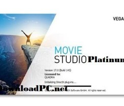 MAGIX VEGAS Movie Studio Platinum 17 Crack 2020 Free Download