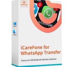 Tenorshare iCareFone for WhatsApp Transfer Crack Download
