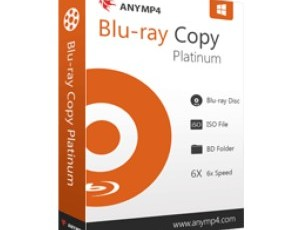 AnyMP4 Blu-ray Copy Platinum 7 Crack + Serial Key 2021