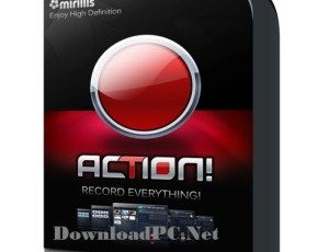 Mirillis Action Crack 4 Activation Key Free Download