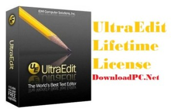 UltraEdit 27 Crack + Serial Key Download [Latest]