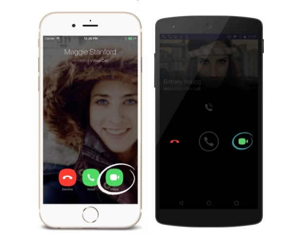 Viber Video Call
