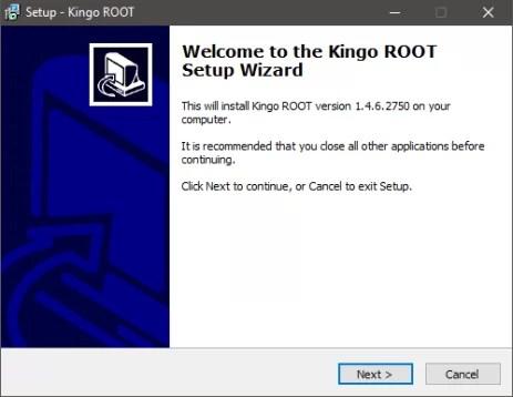 Cómo usar Kingroot en PC