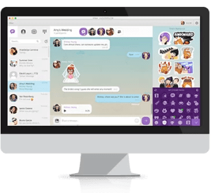Features of Viber