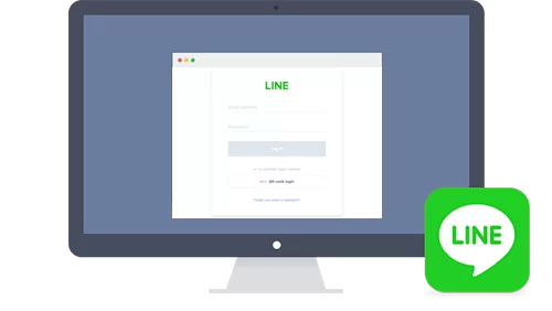 How to do Line Login (Make Free Messages & Calls)