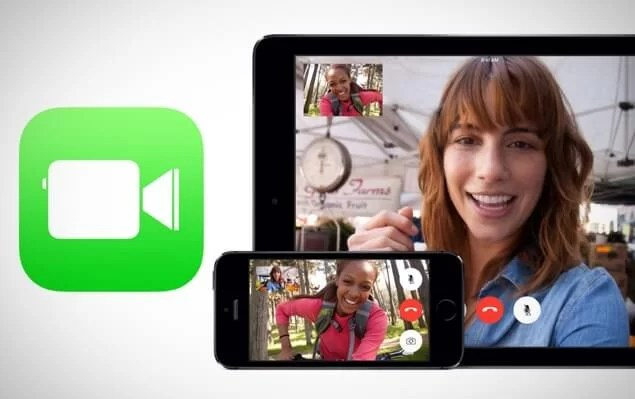 Features of FaceTime for iOS