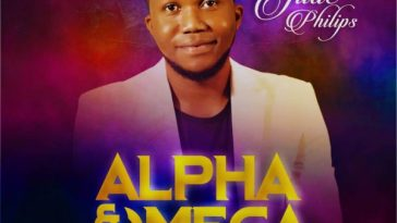 ALPHA AND OMEGA by JUDE PHILIPS