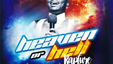 Rapture (Heaven or Hell) – Minister Gabriel