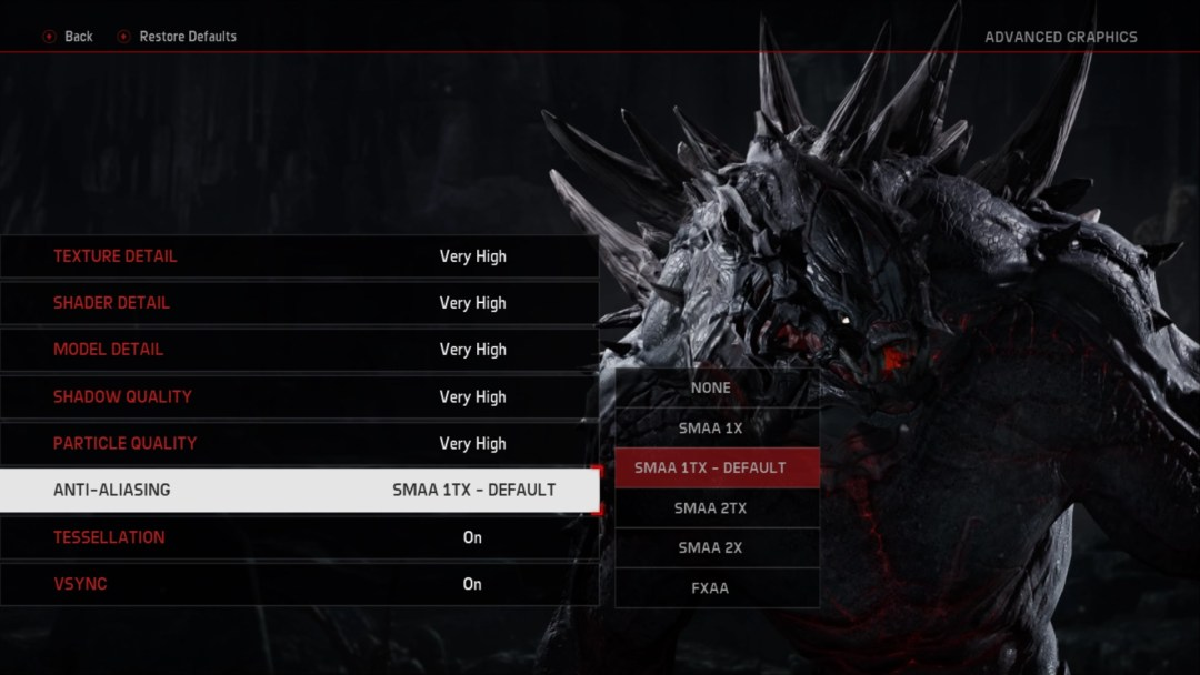 Evolve PC Specs Revealed 1