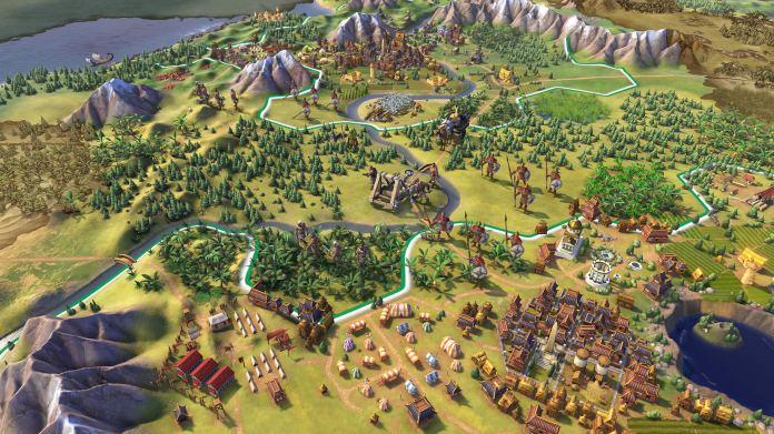 Slikovni rezultat za Civilization VI