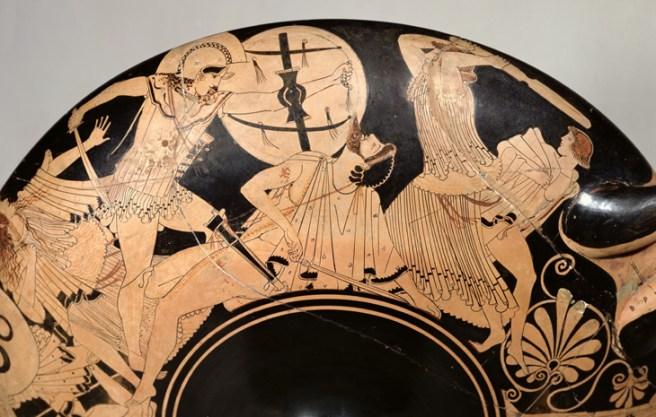 Image result for ancient greek war vase