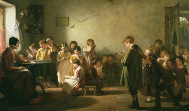 Resultado de imagen para middle class education england XIX century