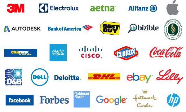 Brands that attend
