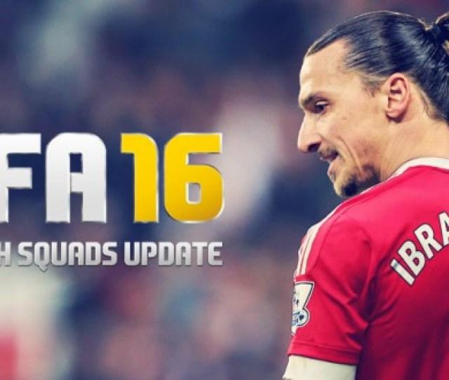 Fifa 16 Squads Update Database 3