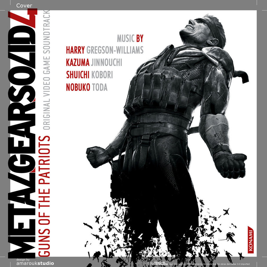 Metal Gear Solid 4 MP3 Download Metal Gear Solid 4
