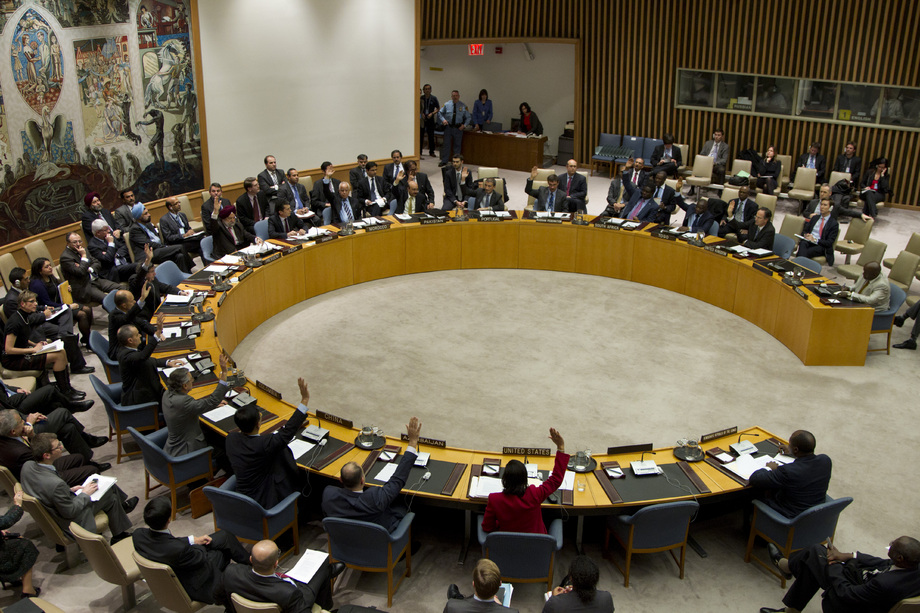Security Council Adopts Resolution on DRC