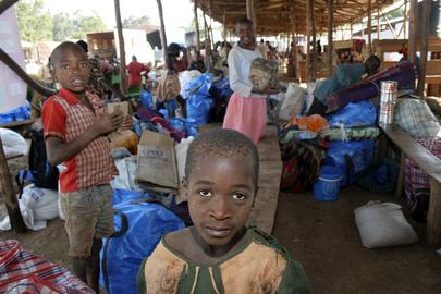 UNHCR Helps Refugees Return Home