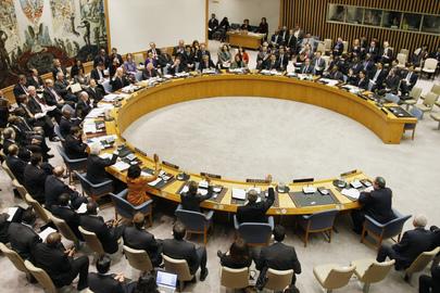 Photo Conseil de Sécurité