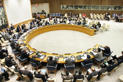 Security Council Meets on Sierra Leone