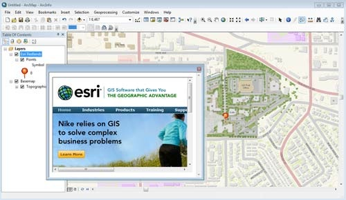 how to create new layer arcgis
