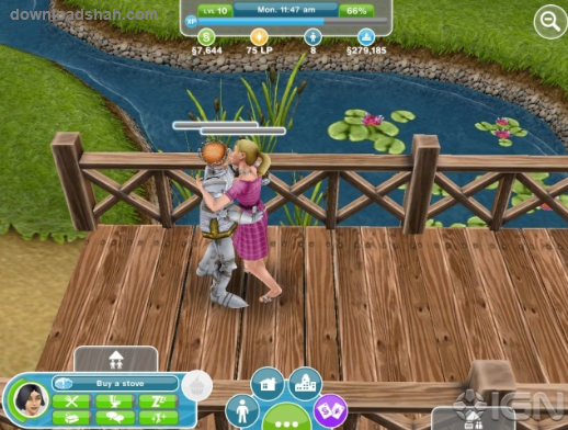 The Sims FreePlay for pc 1654321322