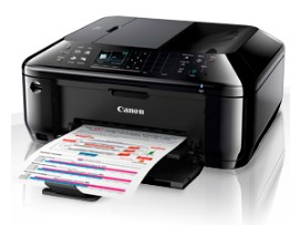 Canon PIXMA MX514 Driver Download