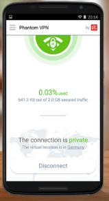 Avira phantom VPN pro APK