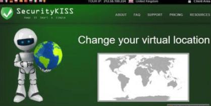 Download SecurityKISS VPN