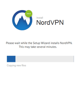 What are the steps for NordVPN setup