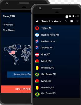 download Strong VPN APK