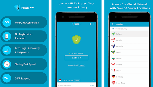 Free Download Hide me VPN Mod APK | Download Vpn free for Windows