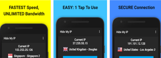 Hide My IP VPN for Android
