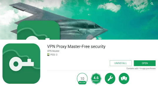 VPN master Proxy