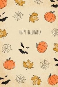 happy halloween iphone wallpapers