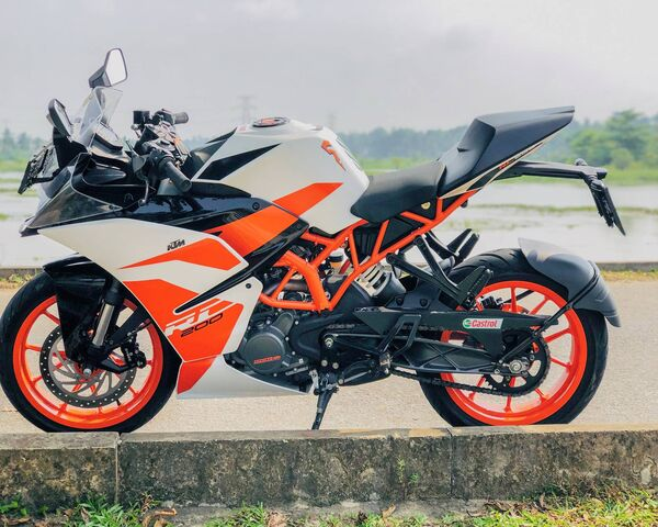 Ktm Rc200 Wallpaper Download To Your Mobile From Phoneky