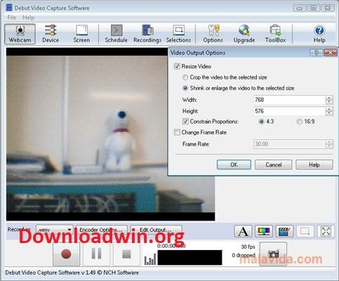 Debut Video Capture Crack 7.22 + Registration Key Download 2021