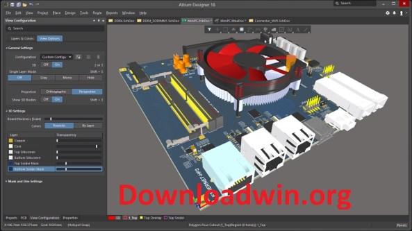Altium Designer Crack 21 + License Key Free Download (2021)