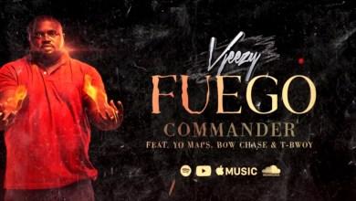 Vjeezy Ft. Yo Maps, Bow Chase , T-Bwoy - Commander