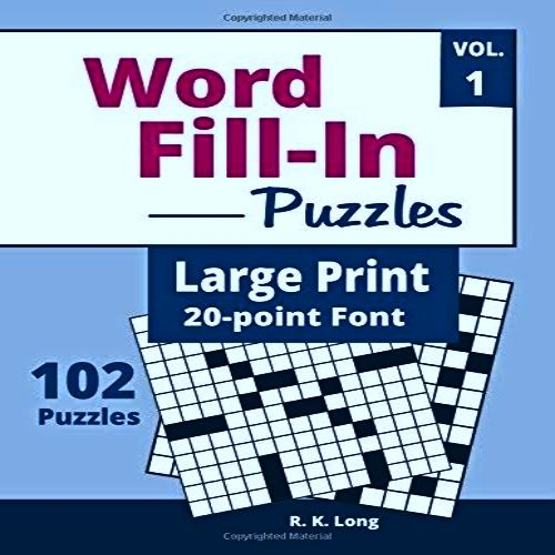 Fill It in Puzzles